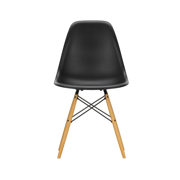 Vitra - Eames Plastic Side Chair DSW Ahorn